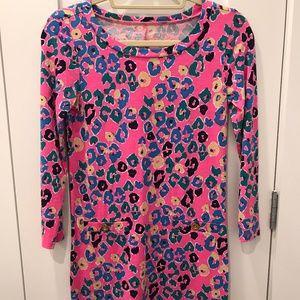 Lilly Pulitzer Corine Sunkissed Jersey Dress XS